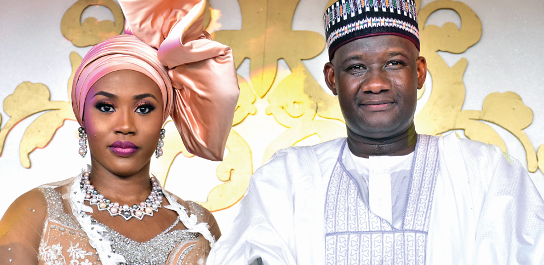 (Rtd)General Ibrahim Badamasi Babangida's Daughter Weds