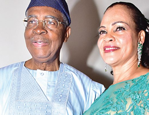 Senator Daisy Danjuma is 65