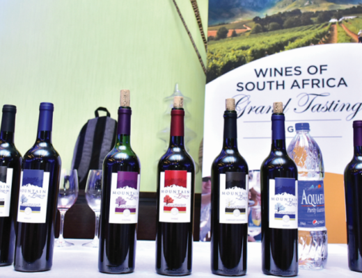The 6th Edition of the Wines Of South Africa at Sheraton Lagos