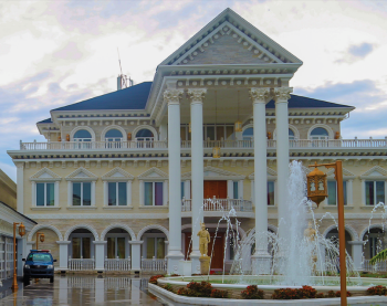 Inside The Luxurious Multi-Billion Naira Lagos Mansion Of Property Czar