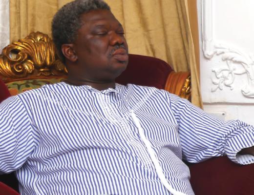 KING OF LUXURY - Sir Olu Okeowo