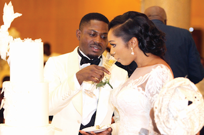 WEDDING OF OGBONNEYA ORJI-KALU AND LAWRENCE IYERE
